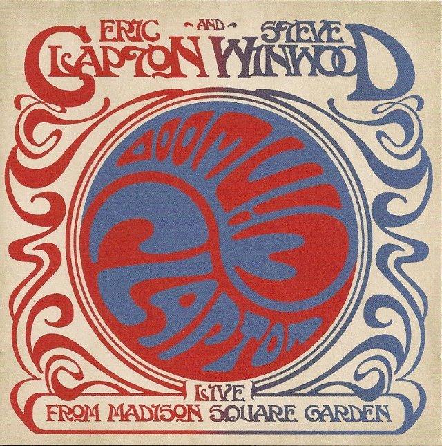 Eric Clapton Steve Winwood Konser Bileti