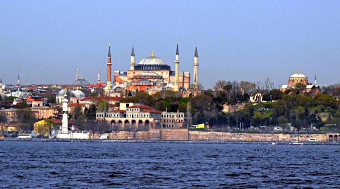Ayasofya (Hagia Sophia ) ve Aya İrini