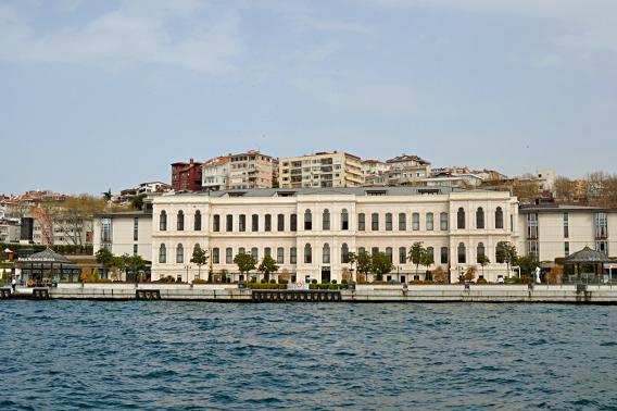 Atik Paşa Yalısı bugünkü Four Seasons Hotel