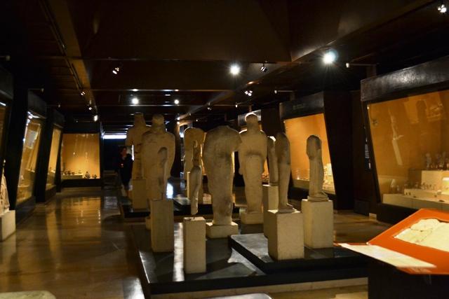 Anadolu'da Neolitik Çağdan kalan heykeller